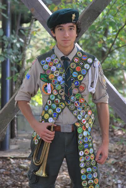 Nixa Boy Scout Earns All 139 Badges Ksmu Radio