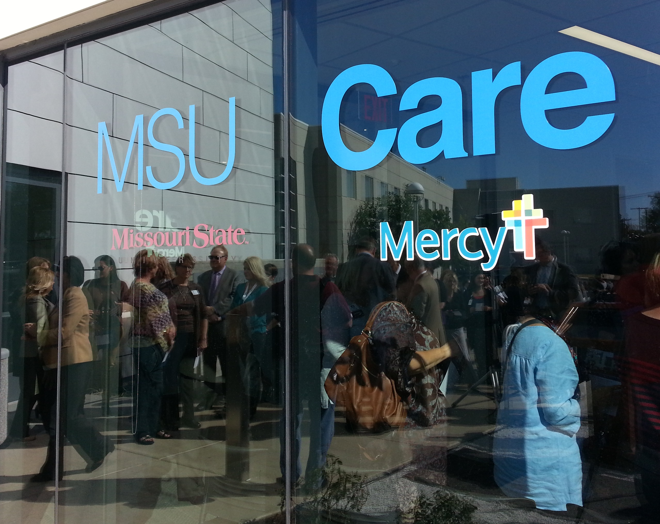 IMAGES: Mercy Clinic at MSU Offers Unisured Patients New Resource ...