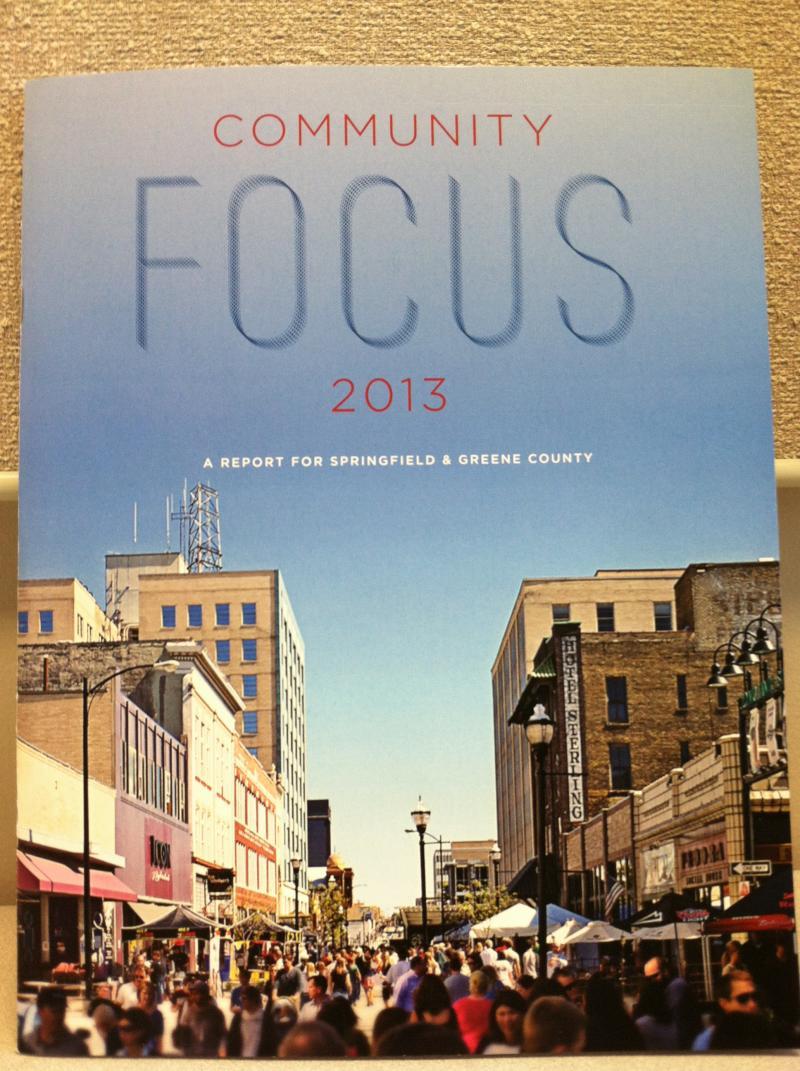 The 2013 Community Focus Report