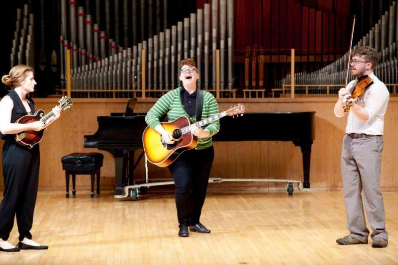 Missouri Fine Arts Academy faculty showcase