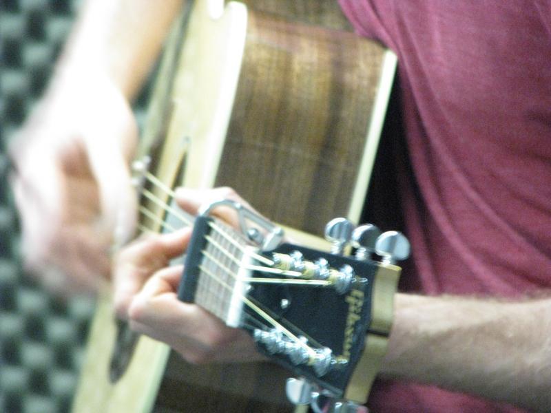Kevin Cott on KSMU Studio Live