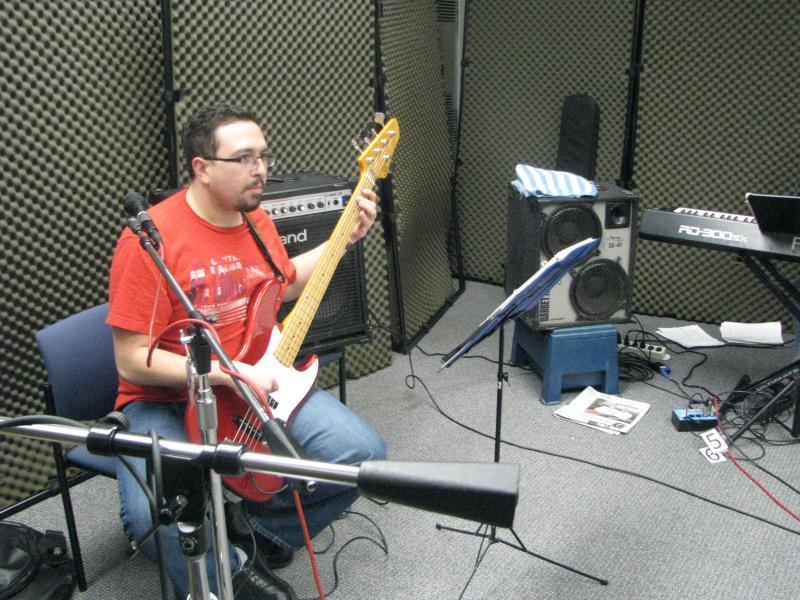 The Brandon Mezzelo Triptet on Studio Live