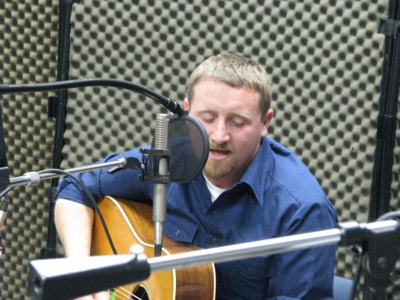 Dallas Jones on Studio Live