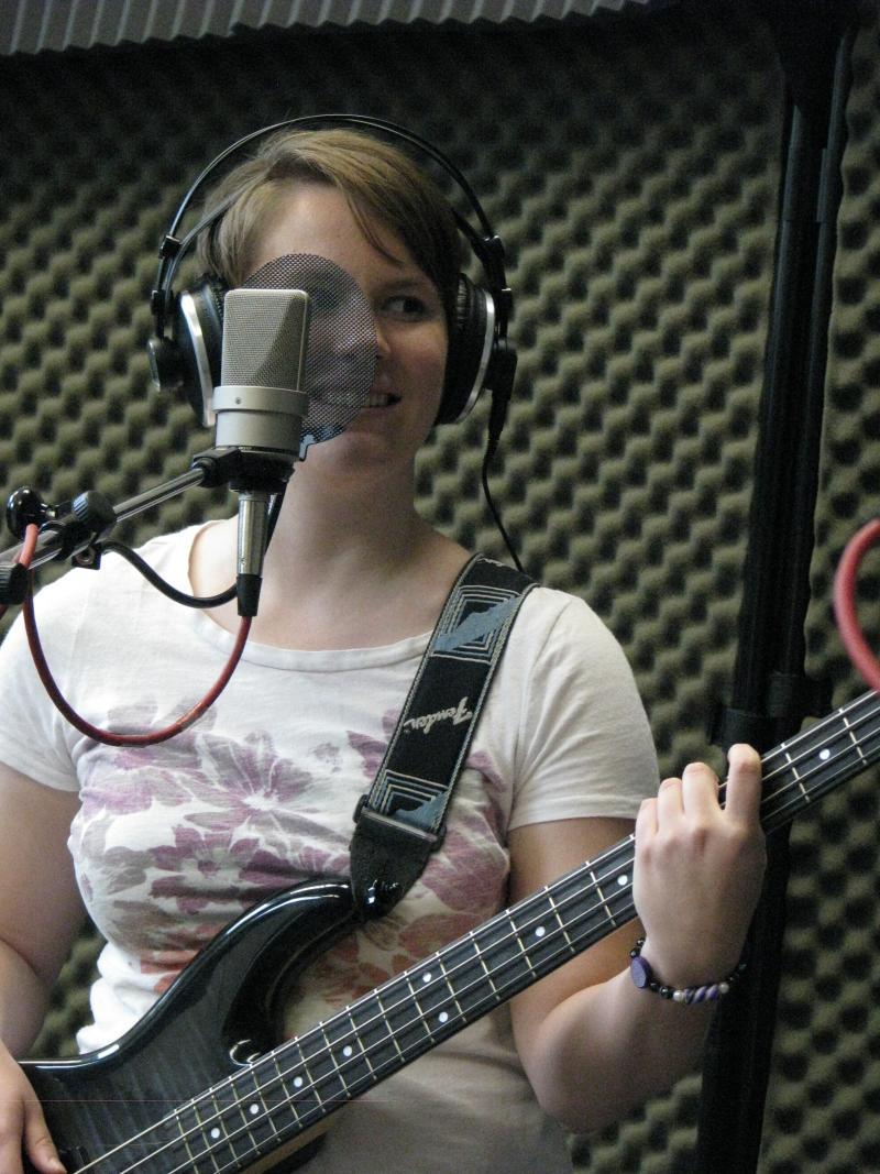 Luna Jamboree on KSMU Studio Live