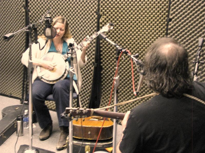 Mark Bilyeu and Cindy Woolf on KSMU Studio Live