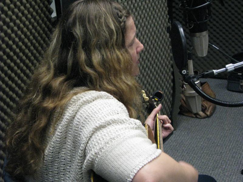 Cindy Woolf on KSMU Studio Live