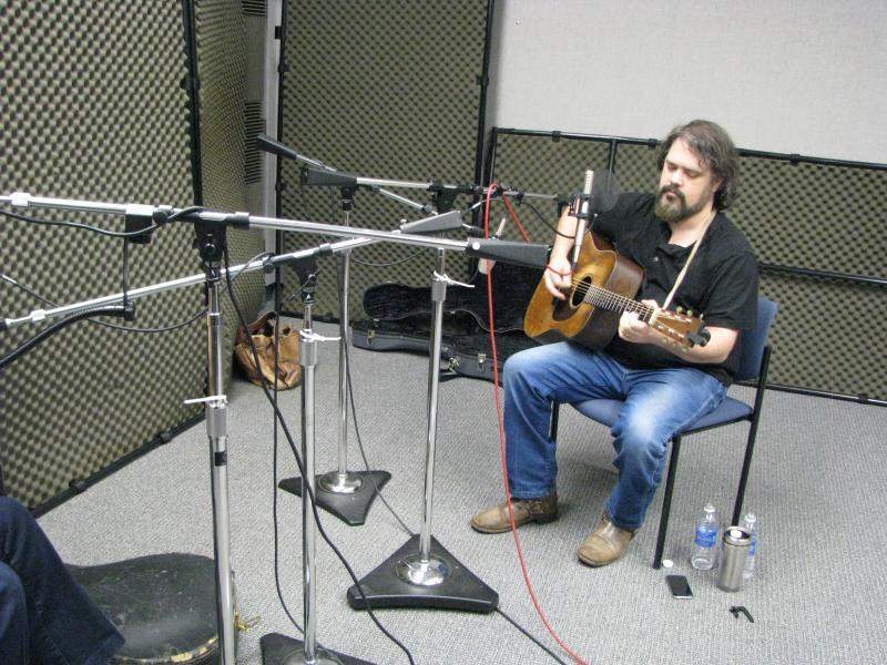 Mark Bilyeu on KSMU Studio Live
