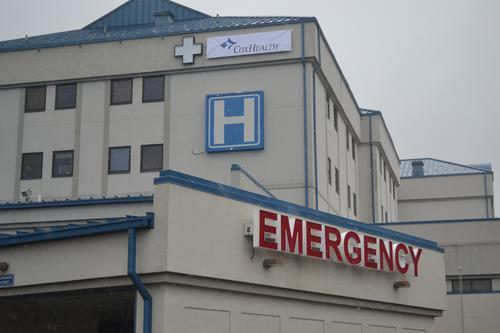 Medical Plaza 2 scheduled to be torn down to make way for new CoxHealth medical complex in Branson: Photo courtesy of KRZK taken
