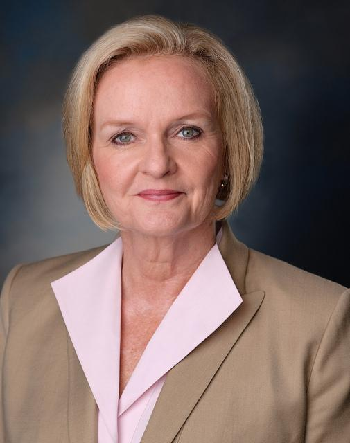 Senator Claire McCaskill-D of Missouri (Photo credit: official photo of McCaskill's office)