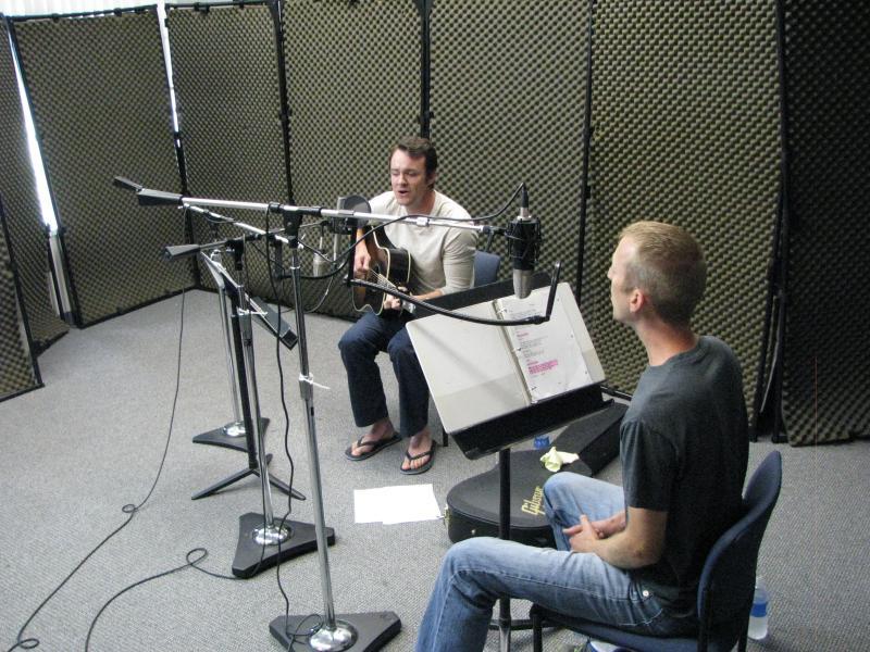 Austin Terry and Tyler Goodwyn on KSMU Studio Live