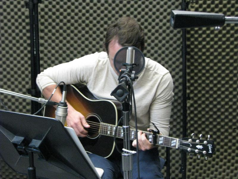 Austin Terry on KSMU Studio Live