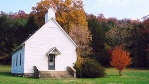 Church in the Ozarks