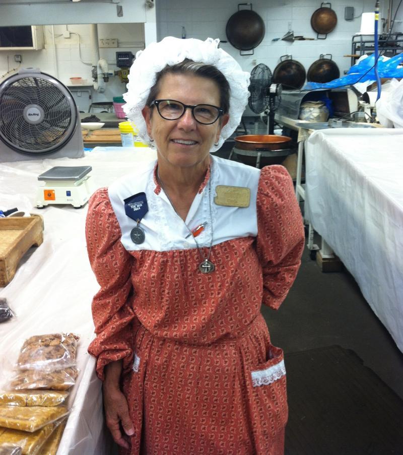 Candy Merchant Carla Byrum