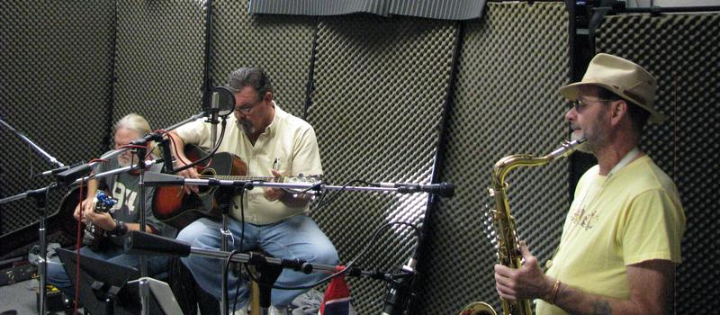 The James White Trio on Studio Live