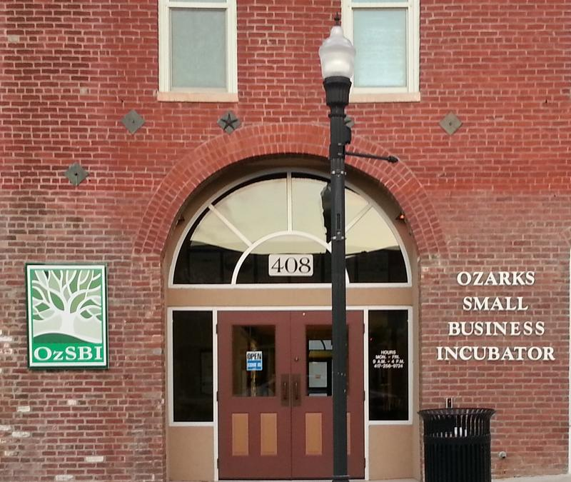 The Ozarks Small Business Incubator, or OzSBI, was established in 2012. Last year, its clients created 50 jobs.