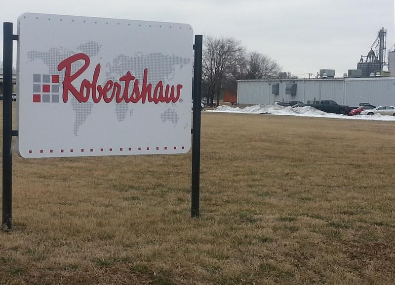The closing next year of the Robertshaw plant will impact roughly 400 workers.