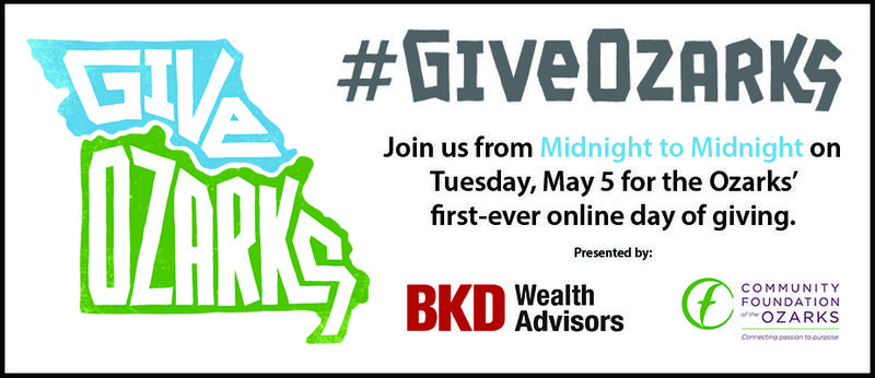 Give Ozarks/Day of Giving Logo