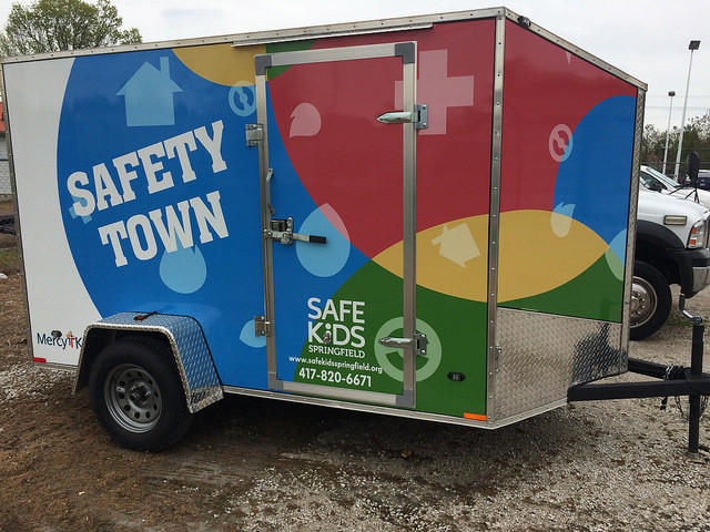 Safety Town Mobile Educational Resource