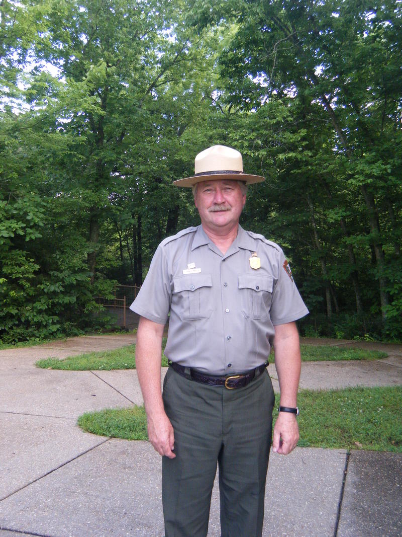 Superintendent Ted Hillmer-Wilson's Creek National Park Service
