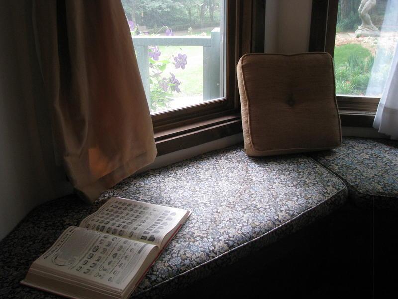 A Window Seat at Bonniebrook