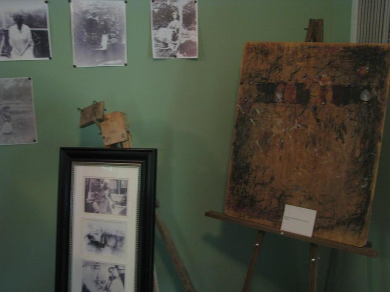Rose O'Neill's Art Board