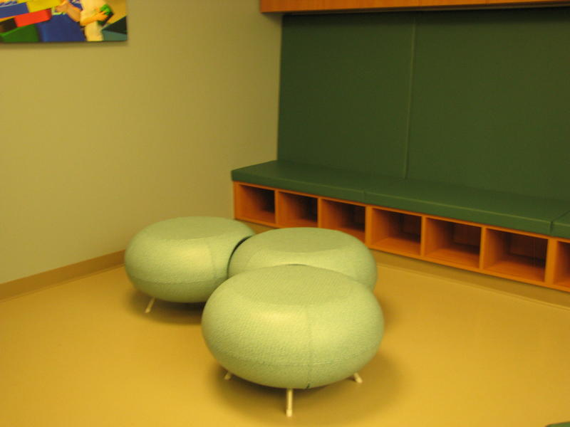 Play Room in Pediatrics