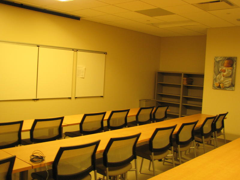 Education Room in West Tower
