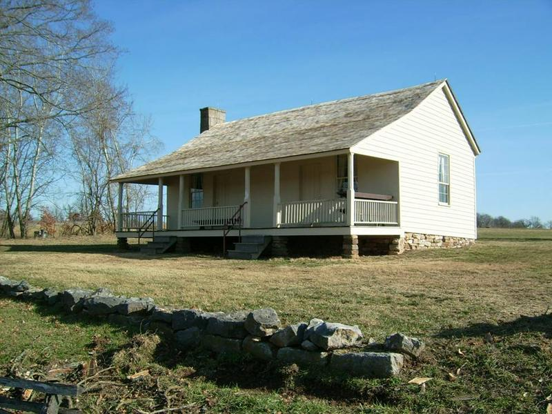 The historic Ray House