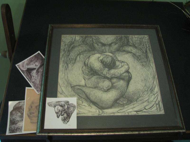 One of O'Neill's Drawings