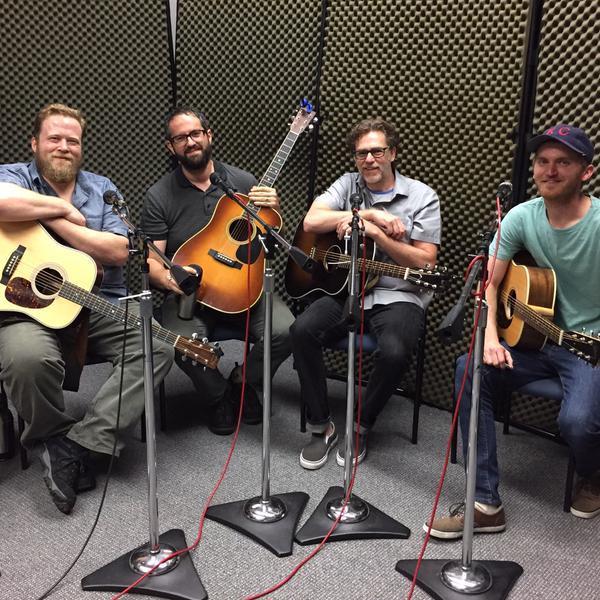 Wild Bob's Musical Book Club: Steve Ames, Ryan Spilken, Brett Miller, Kevin Cott