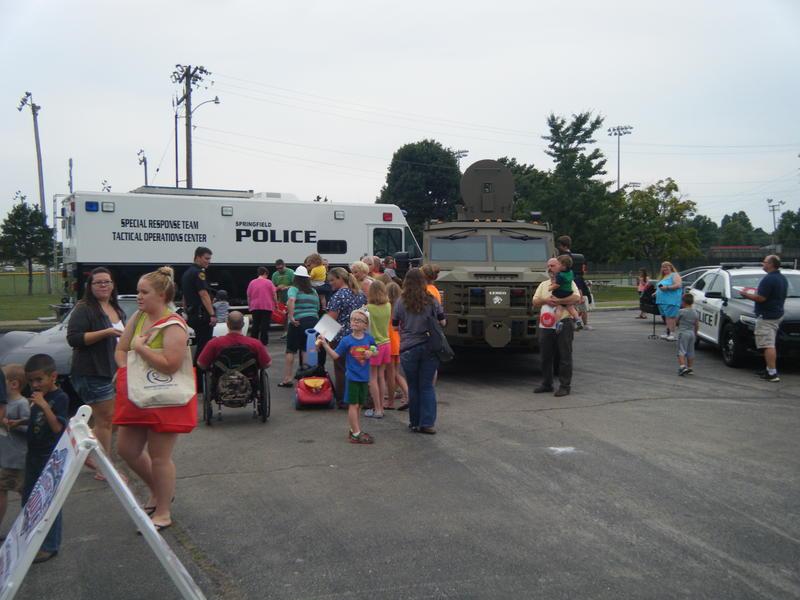 SPD vehicles