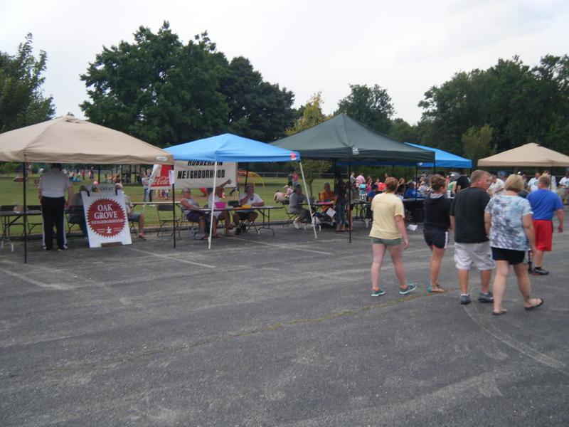 Several Springfield Neighborhood Associations attended