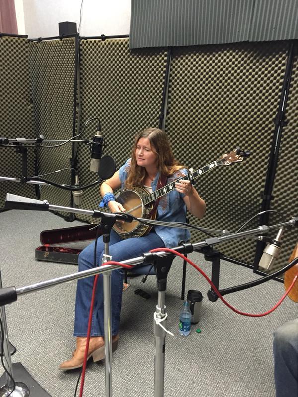 Cindy Woolf on Studio Live