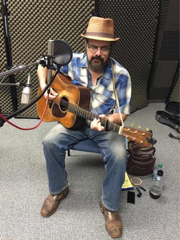 Mark Bilyeu on Studio Live