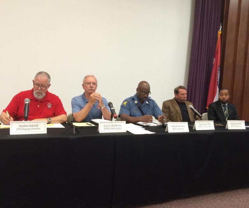 The POST Commission at OTC Sept. 1st