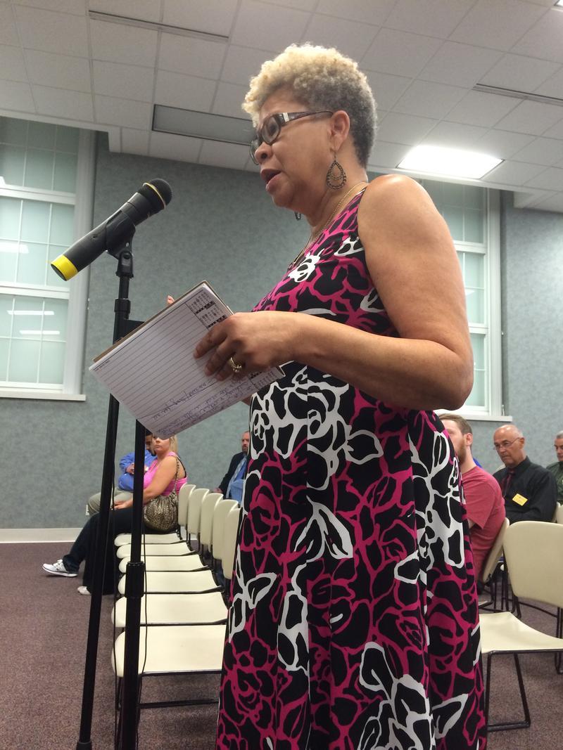 Springfield NAACP President Cheryl Clay