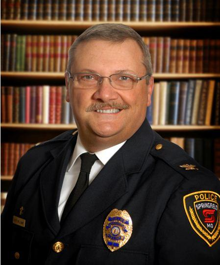 POST Commission member and Springfield Chief of Police Paul Williams