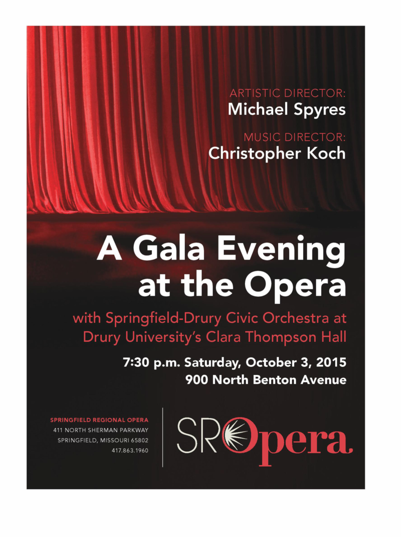 Gala concert is calling card for new regime at springfield for Business cards springfield mo