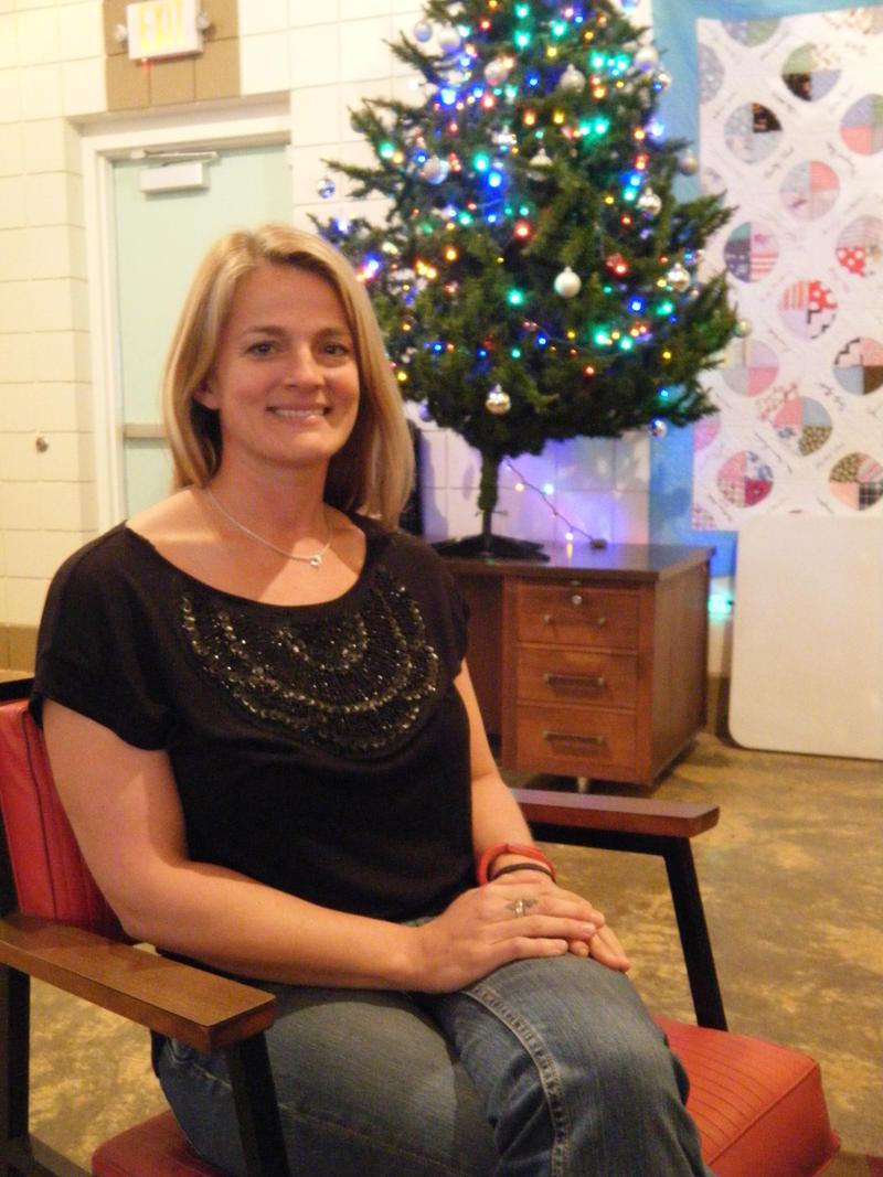 Amy Blansit founder of Drew Lewis Foundation