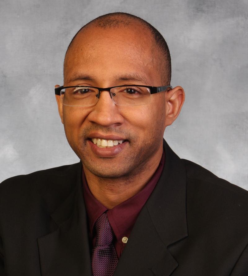 Rev. Darren Faulkner