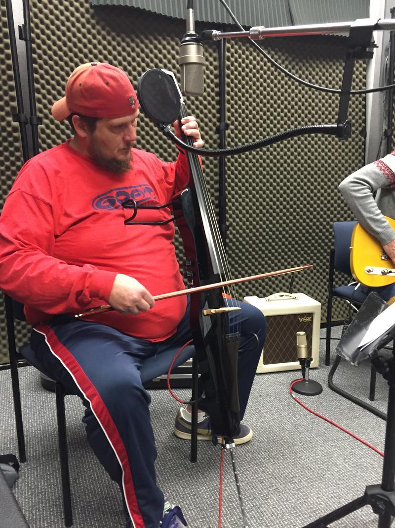 Marcus Chatman of HeartPunch on Studio Live