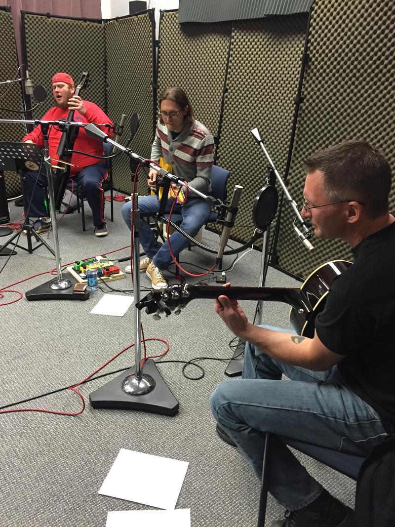 HeartPunch on Studio Live