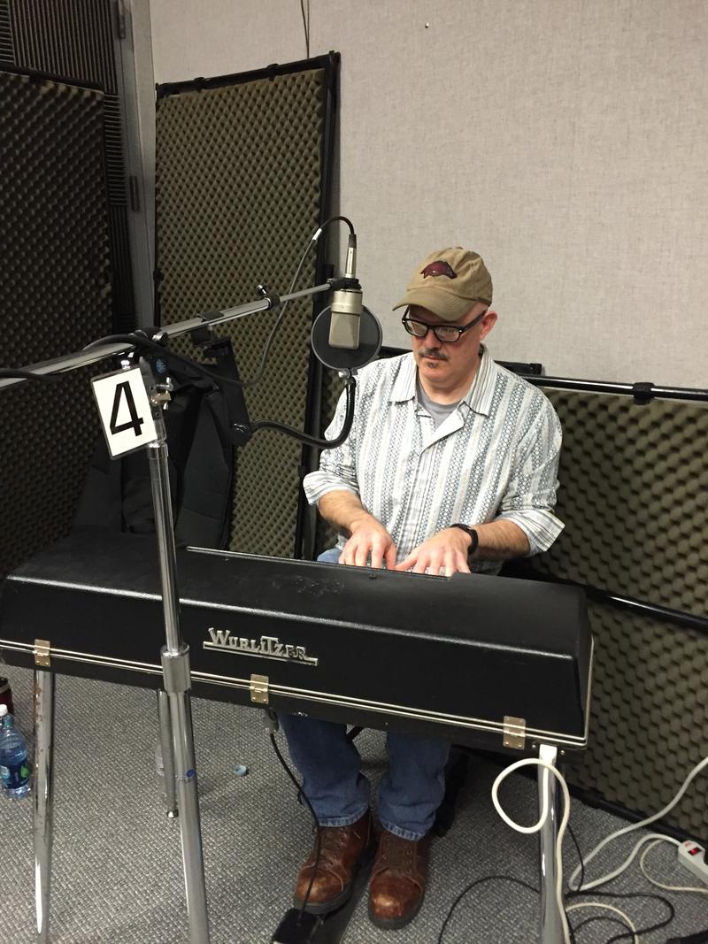 Jody Bilyeu of the Hurricanes on Studio Live
