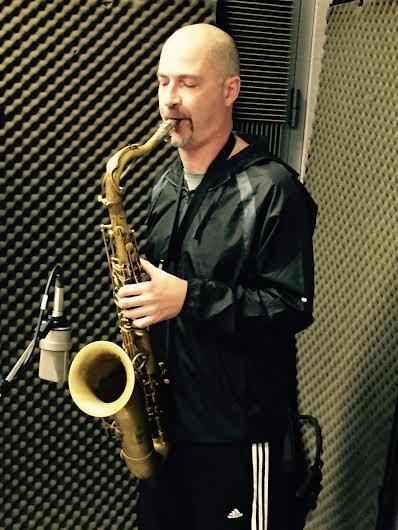Brandon Mezzelo of the Haus Jazz Band on Studio Live