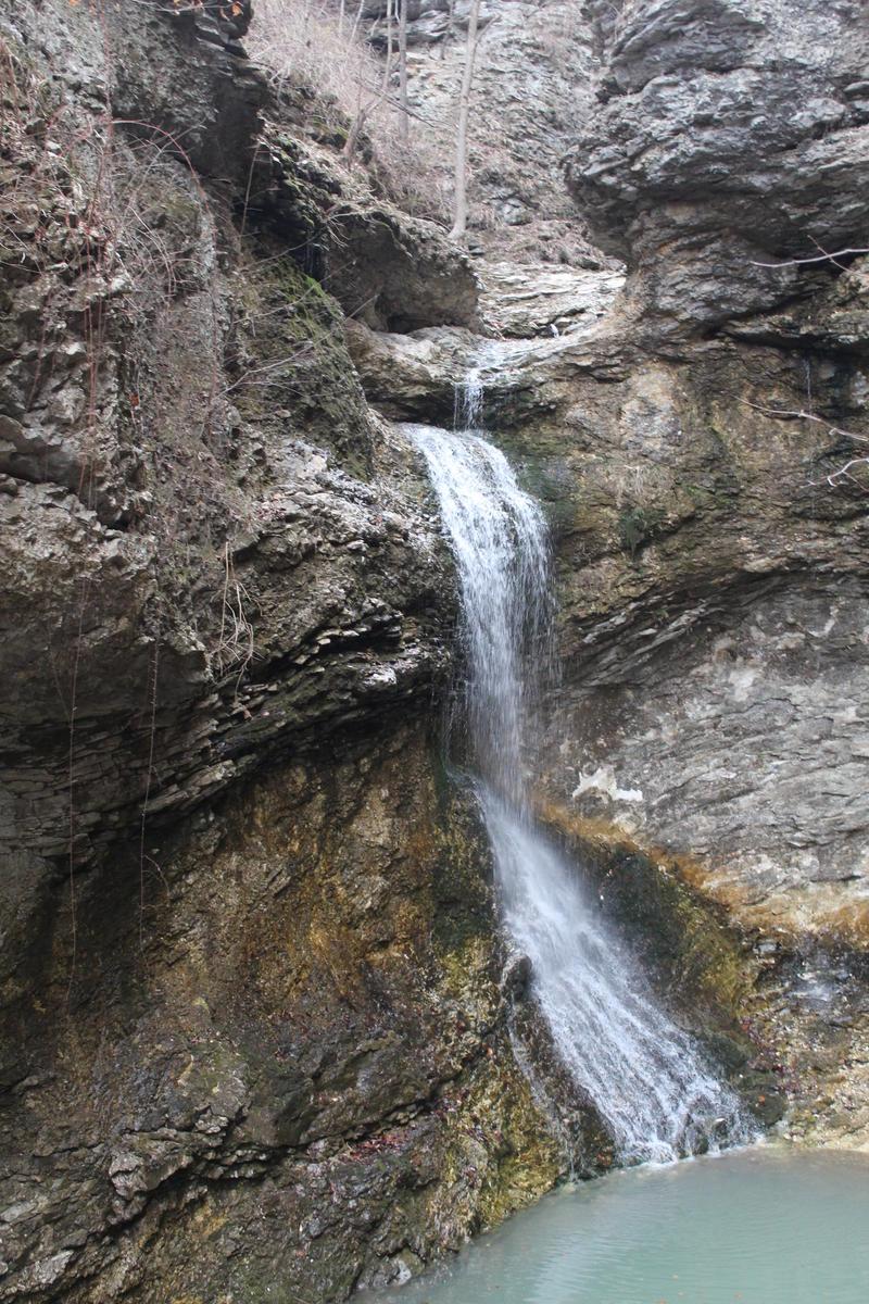 Eden Falls Buffalo National River