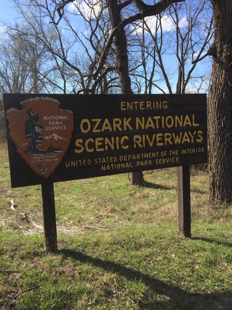 Welcome to the Ozark National Scenic Riverways