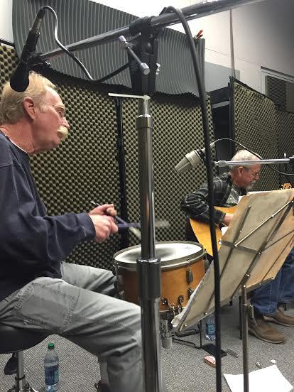 Rick Davidson and Bo Brown of Auntie Em and the Tornadoes on Studio Live