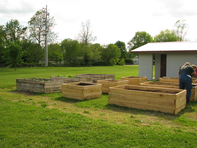 Community Garden at Ray Kelly Park