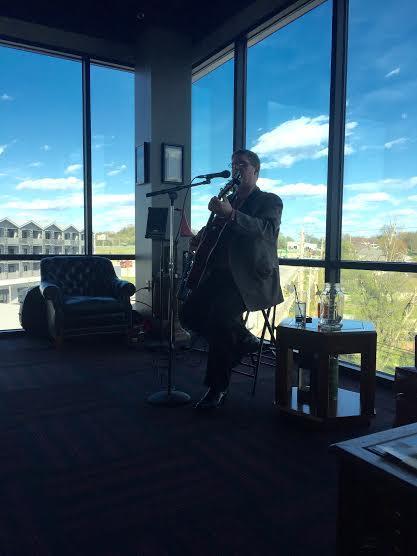 Randy Buckner playing Studio Live Social Hour at Barley Wheat and Rye