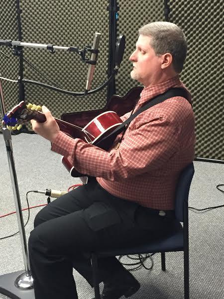 Randy Buckner on Studio Live